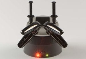 image of a bioclear heat sync composite warmer kit