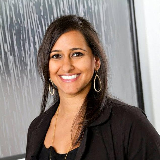 A photograph of Dr. Rekha Reddy.