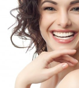 A smile makeover can be done without Lumineers by Barrington cosmetic dentist Dr. Gavrilos